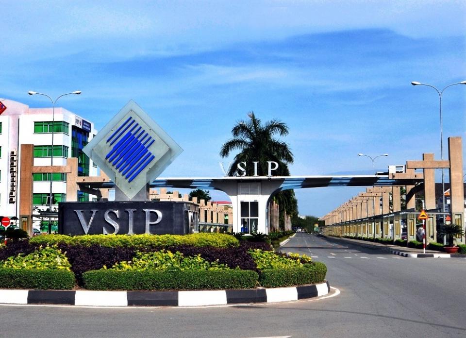 KCN Vsip 3 - cú hích cho sự phát triển thị trường Bắc Tân Uyên