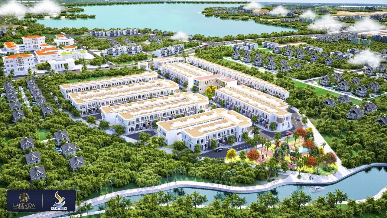 Dự án có view hồ tự nhiên - loại hình BĐS cực kỳ hiếm trên thị trường đất nền hiện nay
